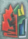 Obras de arte: America : Argentina : Cordoba : Cordoba_ciudad : Composicíon Abstracta-Ciro Campos-2