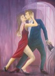Obras de arte: America : Argentina : Buenos_Aires : Ascension : Tango en rosa