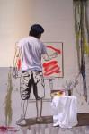 Obras de arte: America : Argentina : Buenos_Aires : Capital_Federal : Escena cotidiana