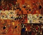 Obras de arte: America : Uruguay : Canelones : Parque_de_Carrasco : Jeroglífico IV