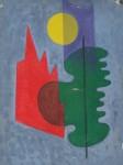 Obras de arte: America : Argentina : Cordoba : Cordoba_ciudad : Composicíon Abstracta-Ciro Campos-17