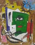 Obras de arte: America : Argentina : Cordoba : Cordoba_ciudad : Composicíon Abstracta-Ciro Campos-28