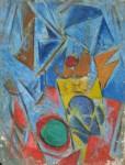 Obras de arte: America : Argentina : Cordoba : Cordoba_ciudad : Composicíon Abstracta-Ciro Campos-30