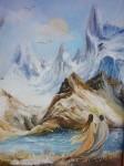 Obras de arte: America : Argentina : Buenos_Aires : Ascension : Cerro Poicenot