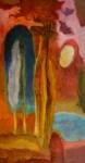 Obras de arte: Europa : España : Catalunya_Girona : Girona_ciudad : En Calma ll