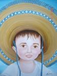 Obras de arte: America : México : Mexico_Distrito-Federal : Coyoacan : Felicidad