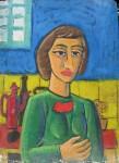 Obras de arte: America : Argentina : Cordoba : Cordoba_ciudad : Mujer-Ciro campos-2