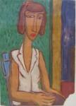 Obras de arte: America : Argentina : Cordoba : Cordoba_ciudad : Mujer-Ciro campos-4