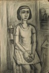 Obras de arte: America : Argentina : Cordoba : Cordoba_ciudad : Mujer-Ciro Campos-9