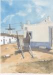 Obras de arte: Europa : España : Castilla_la_Mancha_Ciudad_Real : Ciudad_Real : Carro