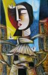 Obras de arte: America : Cuba : Ciudad_de_La_Habana : miramar_playa : Ciudad 4