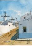 Obras de arte: Europa : España : Castilla_la_Mancha_Ciudad_Real : Ciudad_Real : Subida a la sierra