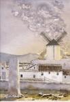 Obras de arte: Europa : España : Castilla_la_Mancha_Ciudad_Real : Ciudad_Real : Poniente