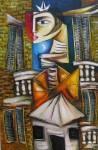 Obras de arte: America : Cuba : Ciudad_de_La_Habana : miramar_playa : Ciudad 5