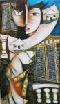Obras de arte: America : Cuba : Ciudad_de_La_Habana : miramar_playa : Ciudad 6