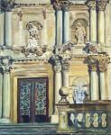 Obras de arte: Europa : España : Catalunya_Barcelona : Sitges : CATEDRAL DE GIRONA