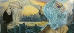 Obras de arte: America : M�xico : Jalisco : Guadalajara : laciudaddelafuria