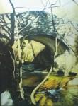 Obras de arte: Europa : Espa�a : Madrid : Valdemoro : Puente de Batuecas
