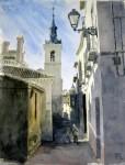 Obras de arte: Europa : España : Castilla_la_Mancha_Ciudad_Real : Ciudad_Real : Iglesia de San Justo (calle del Corralillo a San Justo