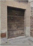 Obras de arte: Europa : España : Castilla_la_Mancha_Ciudad_Real : Ciudad_Real : Portón de Toledo