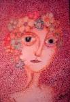 Obras de arte: America : Argentina : Buenos_Aires : La_Matanza : Rostro de mujer II