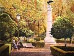 Obras de arte: Europa : España : Andalucía_Málaga : Málaga : Al solecito de otoño