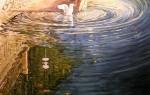 Obras de arte: Europa : España : Andalucía_Málaga : Málaga : El baño del cisne