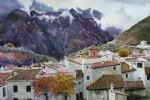 Obras de arte: Europa : España : Andalucía_Málaga : Málaga : NUBES BAJAS EN GUÉJAR SIERRA