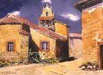 Obras de arte: Europa : España : Andalucía_Málaga : Málaga : EL SOL DE CASTILLA