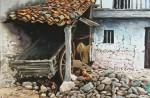 Obras de arte: Europa : España : Andalucía_Málaga : Málaga : LAS GALLINITAS