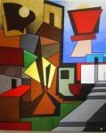 Obras de arte: Europa : España : Andalucía_Málaga : Málaga : Encrucijada