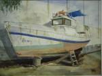 Obras de arte: Europa : España : Castilla_la_Mancha_Ciudad_Real : Ciudad_Real :  La jubilación (Garrucha)