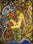 Obras de arte: Europa : Espa�a : Catalunya_Barcelona : Barcelona : Diosa del bosque