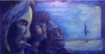 Obras de arte: Europa : España : Catalunya_Barcelona : Barcelona_ciudad : Comando Cancerín