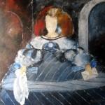 Obras de arte: Europa : España : Castilla_y_León_Salamanca : BéJAR : Menina ll