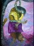 Obras de arte: America : México : Mexico_region : ecatepec : la transmutacion de Judas
