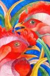 Obras de arte: America : Estados_Unidos : Florida : miami : Encuentro