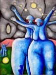 Obras de arte: America : México : Chihuahua : ciudad_juarez : presagio