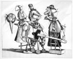 Obras de arte: America : Uruguay : Maldonado : mascaras : El monigote triste