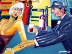 Obras de arte: America : Venezuela : Miranda : chacao : tango 1