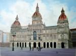 Obras de arte: Europa : España : Galicia_La_Coruña : Coruna : Maria Pita