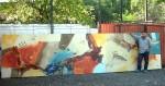 Obras de arte: America : Chile : Region_Metropolitana-Santiago : Las_Condes : abstraccion 6.30