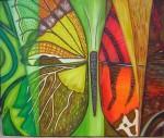 Obras de arte: America : Perú : Lima : miraflores : marcla