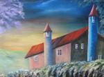 Obras de arte: America : Colombia : Distrito_Capital_de-Bogota : Bogota_ciudad : CASA DE ESPANTOS