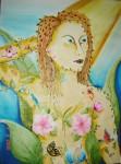 Obras de arte: America : México : Mexico_Distrito-Federal : Coyoacan : Madre naturaleza