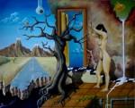 Obras de arte: America : Ecuador : Azuay : Cuenca : Sembrado entre disyuntivas