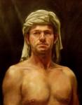 Obras de arte: America : Colombia : Cundinamarca : BOGOTA_D-C- : Autorretrato sin camisa