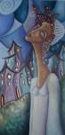 Obras de arte: Europa : España : Aragón_Teruel : Fuentespalda : después de la lluvia