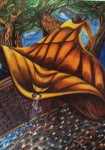 Obras de arte: America : Colombia : Cundinamarca : engativa : hoja moribunda