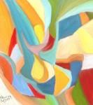 Obras de arte: America : Venezuela : Miranda : Guarenas : Sinfonía de Color